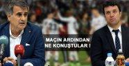 Beşiktaş maçının ardından neler konuşuldu !