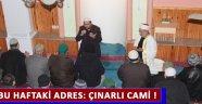Bu Haftaki Adres: Çınarlı Cami