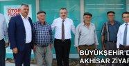 Büyükşehir'den Akhisar Ziyareti