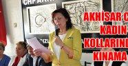 CHP Kadın Kolları'ndan kınama