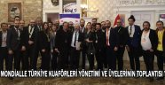 CMC CAT Mondialle Türkiye Kuaförleri Yönetimi ve Üyelerinin Toplantısı Yapıldı