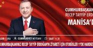 Cumhurbaşkanımız Recep Tayyip Erdoğan'ın Ziyareti İçin Otobüsler 11'de Hareket Edecek