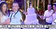 Didem ile Muhammadin Emin'in En Mutlu Günü