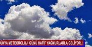 Dünya Meteoroloji Günü Hafif Yağmurlarla Geliyor..!