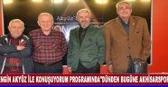 """Engin Akyüz Ile Konuşuyorum Programında """"Dünden Bugüne Akhisarspor"""" Teması"""