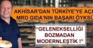 'Gelenekselliği bozmadan modernleştik'