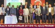 Hilaliye Kur'an Kursları 2017-2018 Yılı Açılış Programı Yapıldı