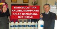 Karabulut'tan anlamlı kampanya