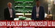 Karasonya Salatalıkları İSTANBUL GPD Kongresi'nde tanıtıldı