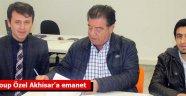 Karyer Group Özel Akhisar'a emanet