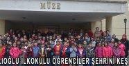 Kayalıoğlu İlkokulu öğrenciler şehrini keşfetti!