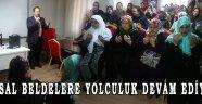 KUTSAL BELDELERE YOLCULUK DEVAM EDİYOR!