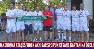 Makedonya Ataşesi'nden Akhisarspor'un Efsane Kaptanına Özel Davet !