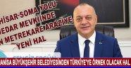 Manisa Büyükşehir Belediyesinden Türkiye'ye Örnek Olacak Hal Projesi