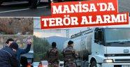 Manisa'da terör alarmı