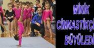 Minik Cimnastikçiler Büyüledi