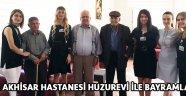 Özel Akhisar Hastanesi Huzurevi İle Bayramlaştı