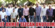 Şehit Ahmet Tezcan Unutulmadı