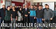 SP 3 ARALIK ENGELLİLER GÜNÜNÜ KUTLADI!