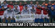 Thyateira Masterlar 1-2 Turgutlu Masterlar !