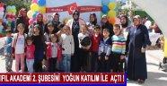 TIFIL AKADEMİ 2. ŞUBESİNİ  YOĞUN KATILIM İLE  AÇTI !