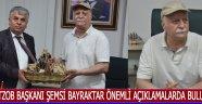 TZOB Başkanı Şemsi Bayraktar Önemli Açıklamalarda Bulundu !