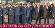 Ulu Önder Mustafa Kemal Atatürk Çelenk Koyma Töreniyle Anıldı !