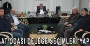 ZİRAAT ODASI DELEGE SEÇİMLERİ YAPILDI!