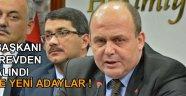 Zülfikar Gürcan görevden alındı