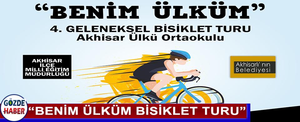 """""""Benim Ülküm Bisiklet Turu"""""""
