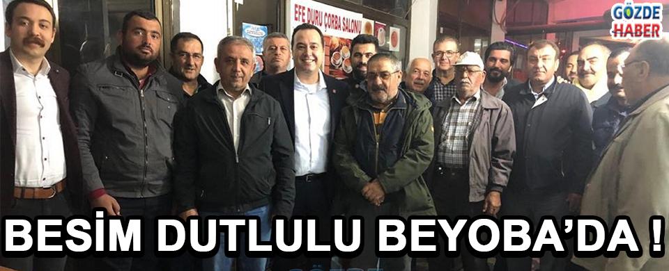 BESİM DUTLULU BEYOBA'DA !